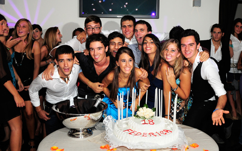 Compleanno Federica